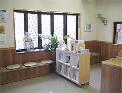 瀬名病院待合室